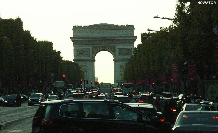 Francja - 11 dni